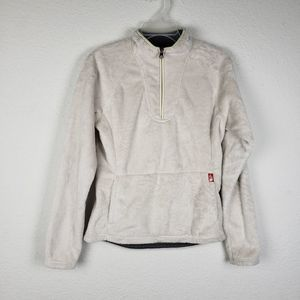 The North Face Osito 1/4 Zip Pullover Soft Jacket